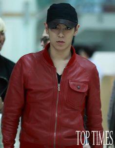 TOP ♡ #BIGBANG @ GIMPO