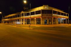 Great Western Hotel, Cobar NSW Old Pub, Great Western, Australia Travel, Small Towns, Places To Travel, Colonial, Hotels, Journey, Snow