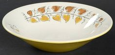 Iroquois Hearts of Gold Coupe Soup Bowl