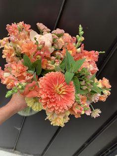 Flower Bouquets, Wedding Bouquets, Wedding Flowers, Wedding Dress, Growing Flowers, Cut Flowers, Pretty Flowers, Snapdragon Flowers