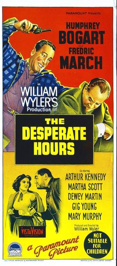 The Desperate Hours (1955) via Australia