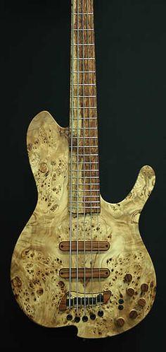 OracleV bass guitar