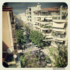 City of Patras, Greece