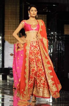 Indian Bridal Wedding Lehengas and Gowns 2016-2017  #GhagraCholi , #DesignerLehengas  , #BridalLehengas , #IndianBridal , #Bridalfashion  ,   #Bridalstyle , #BridalLehenga , #IndianWeddingSaree , #WeddingSaree , #IndianSaree ,   #LehengaCholi