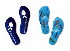 Custom Flip Flops... Just in Time For Summer..