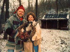 Christmas Photo at Fort Corey