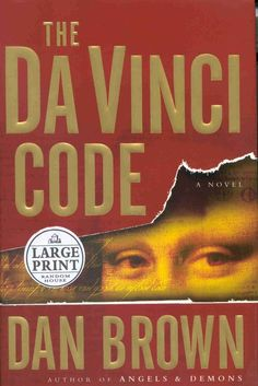 Da Vinci Code by Dan Brown   the sequel to Angels and Demons. Just as amazing and powerful. Loved every bit of it