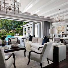 "41.5k Likes, 283 Comments - Interior Design & Home Decor (@inspire_me_home_decor) on Instagram: ""Stunning!!  | By Diamond Custom Homes |"""