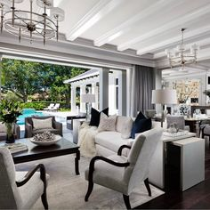 "42k Likes, 285 Comments - Interior Design & Home Decor (@inspire_me_home_decor) on Instagram: ""Stunning!!  | By Diamond Custom Homes |"""