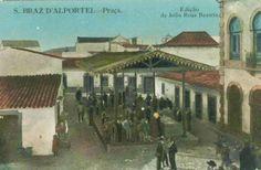 Ai mê rico Algarve!: Praça de S. Brás de Alportel