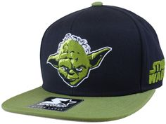 STAR WARS FACE XL YODA. Starter Black Label Europe 99b115710024