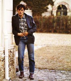 Alain DELON, né le 8 Novembre 1935