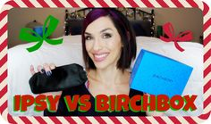 December 2014 Birchbox vs Ipsy Unboxing, Review, First Impression