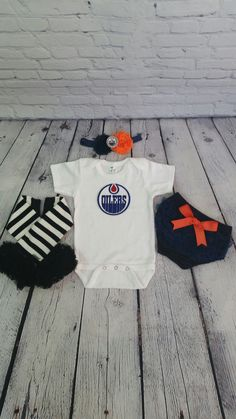 Edmonton Oilers hockey NHL game day sports by cupcakenstudmuffins efae02b9a