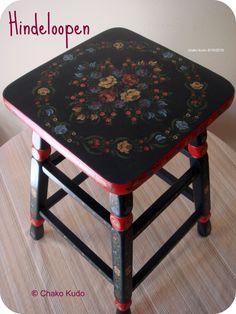 Meine Visser Style /  a Chair