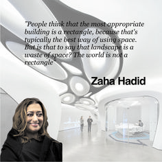 Zaha Hadid,the Lioness of the Architecture and the Best Woman Architect in the world. Zaha Hadid Architecture, Architecture Panel, Landscape Architecture Design, Organic Architecture, Architecture Student, Concept Architecture, Futuristic Architecture, Amazing Architecture, Chinese Architecture