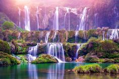 40 Epic Photos of the World's Most Beautiful Waterfalls - The Shutterstock Blog