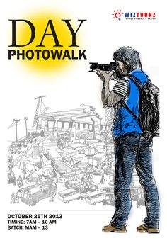Day Photo Walk Workshop – for M.A. Multimedia batch – on 25th-Oct-2013   #Multimedia #DayPhotoWalkWorkshop #Photography