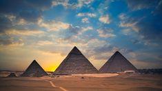 Las tres piramides de Guiza, Excursiones en tierra. http://www.espanol.maydoumtravel.com/Excursiones-desde-el-puerto-de-port-said/5/1/131