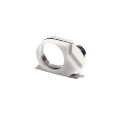 /// RING STAINLESS STEEL No.13 RING ACRYLATE LIGHT GREY No.18 WWW.SHOP.OFORM.NL