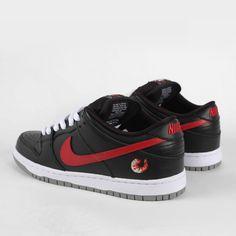 @Nike #SB Dunk Lo Premium #Shrimp
