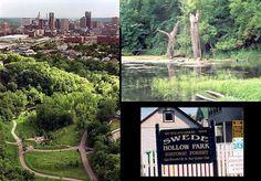 Swede Hollow Park, Saint Paul - Voted Best Urban Hike