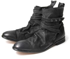H by Hudson Buckley Calf Black aND WHY DOESN'T HUDSON DELIVER TO FUCKING CANADA