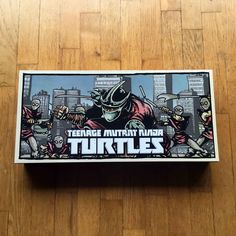 """2016 NECA NYCC New York Comic Con Exclusive  Teenage Mutant Ninja Turtles Shredder and Foot Clan Edition 6"""" TMNT Villains Pack Boxed Set Figures Sealed, Boxed MIP Limited to just 3000, these pre-sold out within an hour online when announced. At the convention these sold out on the first day as well. Includes: Shredder, 1 Utrom, 2 Foot Solders, 1 Elite Guard"""