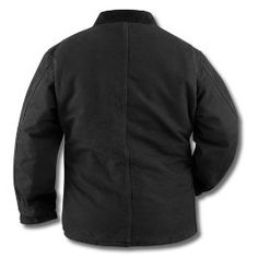 Carhartt Men's Moss Sandstone Traditional Coat/Arctic Quilt-Lined - back