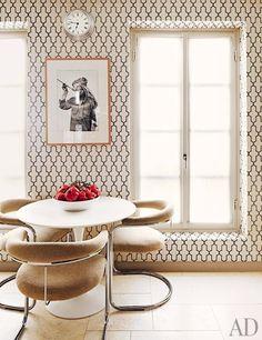 Courtney Gaylor Design Inspiration: Breakfast room