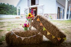 A From The Heart Handmade Barn Wedding Dream at Fair Winds Farm | Fab You Bliss