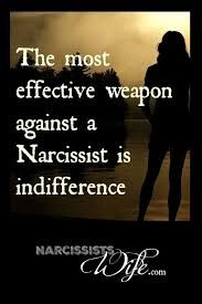 Image result for a narcissist weapon