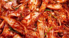 How to make Kalguksu as its taste - ELİANA Lime Recipes, Asian Recipes, Banchan Recipe, Best Korean Food, Korean Dishes, Instant Pot Pressure Cooker, Kimchi, No Cook Meals, Bacon