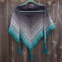 I must admit, this was pretty fantastic to crochet! The yarn kept shifting colors, the stitches were fairly straightforward, and the rows just got longer and longer, so it was the perfect project f…