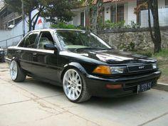 Old Shool, Toyota Corona, Jdm Cars, Honda Civic, Automobile, Passion, School, Classic, Pictures