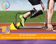03 de Diciembre Día Internacional de las personas con discapacidad  http://www.un.org/es/events/disabilitiesday/  #Discapacidad #DíaInternacional