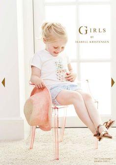 Girls by Isabell Kristensen lookbook
