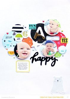 Happy *Main kit only* by lory at Studio Calico