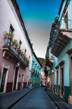 Guanajuato, Gto. ©Yasmin Simpson