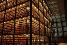 The Beinecke Rare Book and Manuscript Library, Yale University