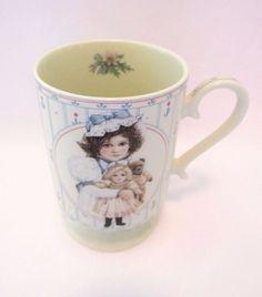 Jan Hagara Pedestal Coffee Cup Sara May H3040 Vintage 1985