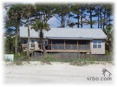 Oceanfront Memories! Hunting Island, SC Hunting Island, South Carolina Vacation Rental by Owner Listing 251015