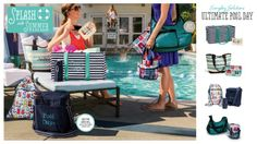 Poolside must haves! Beach and Pool ready like never before. @ www.mythirtyone.com/stylewithsandi