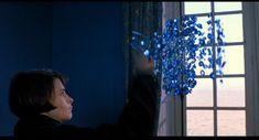 blue mobile/light
