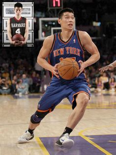 Jeremy Lin - Don't know if he'll stay awesome but his drive to stay with the game when it looked hopeless is awesome.