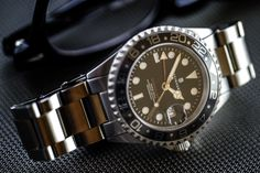Steinhart Ocean One GMT Ceramic Bezel