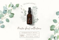 Ad: Rustic Resource Collection volume 1 by Lisa Glanz on Add a beautiful, hand crafted look to your work with the fabulously RUSTIC RESOURCE COLLECTION! Featuring 4 unique fonts and 110 hand Ttf Fonts, Handwritten Fonts, Calligraphy Fonts, Script Fonts, Web Design, Layout Design, Graphic Design, Web Layout, Summer Journal