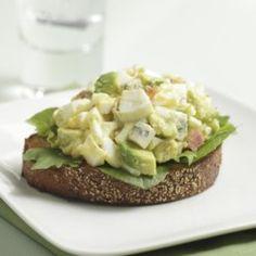 Cobb Egg Salad - EatingWell.com