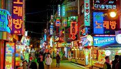 Wandering Seoul: Seoul: Hongdae Nightlife District (홍대)
