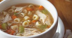 Learn how to make our classic Mama Mandola's Sicilian Chicken Soup at home | Carrabba's Blog